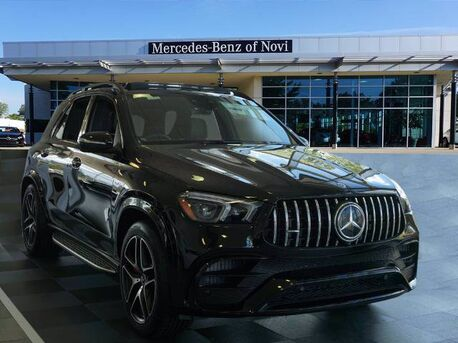 2021_Mercedes-Benz_GLE_AMG® 63 S SUV_  Novi MI