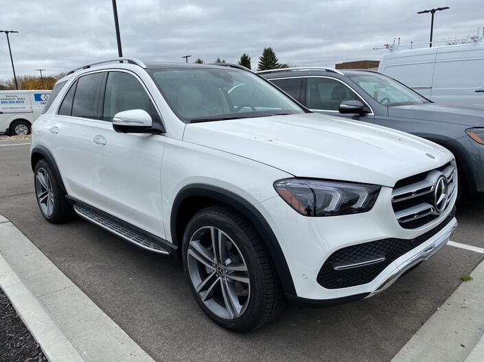 2021 Mercedes-Benz GLE GLE 350 4MATIC® SUV Indianapolis IN