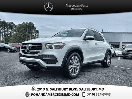 2021_Mercedes-Benz_GLE_GLE 350 4MATIC®_ Salisbury MD