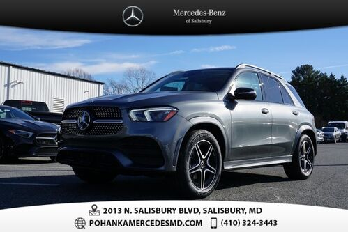 2021_Mercedes-Benz_GLE_GLE 350 4MATIC®_ Salisbury MD