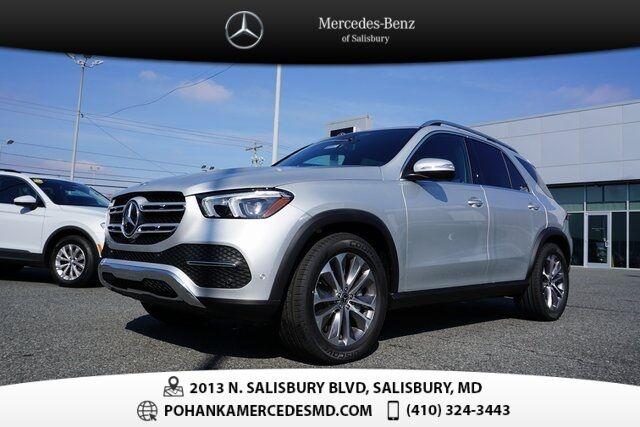2021 Mercedes-Benz GLE GLE 350 4MATIC® Salisbury MD