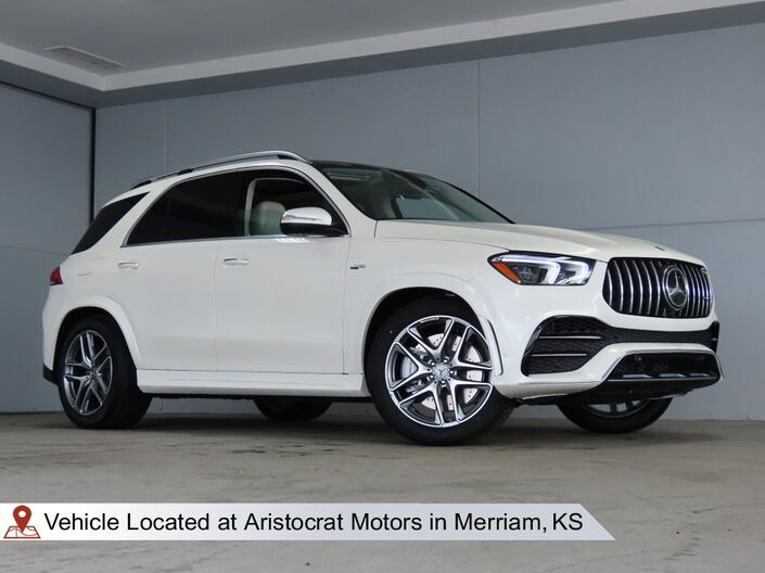 2021 Mercedes-Benz GLE GLE 53 AMG® Merriam KS
