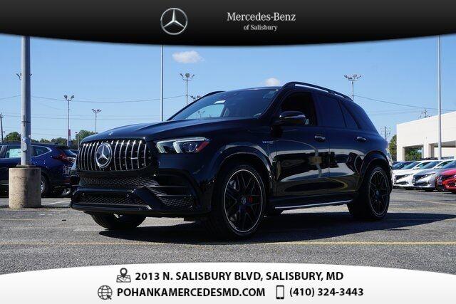 2021 Mercedes-Benz GLE GLE 63 S AMG® 4MATIC® Salisbury MD