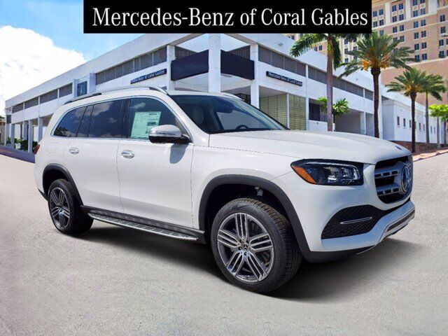2021 Mercedes-Benz GLS 450 4MATIC® SUV Coral Gables FL