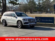 2021_Mercedes-Benz_GLS_450 4MATIC® SUV_ Houston TX