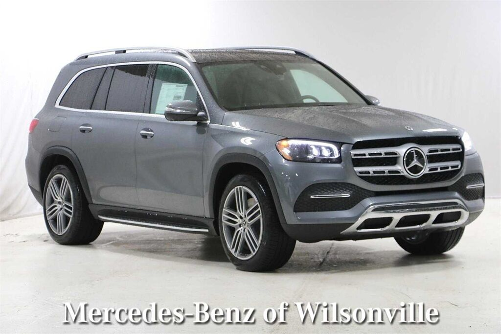 2021 Mercedes-Benz GLS 450 4MATIC® SUV Wilsonville OR
