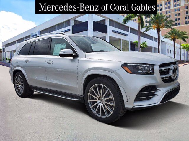 2021 Mercedes-Benz GLS 580 4MATIC® SUV Coral Gables FL