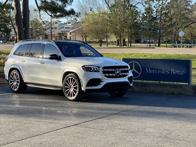 2021 Mercedes-Benz GLS 580 4MATIC® SUV  Houston TX