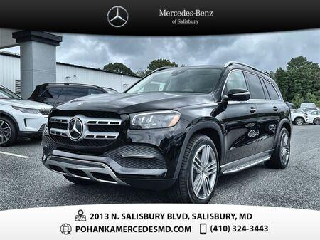 2021_Mercedes-Benz_GLS_GLS 450 4MATIC®_ Salisbury MD