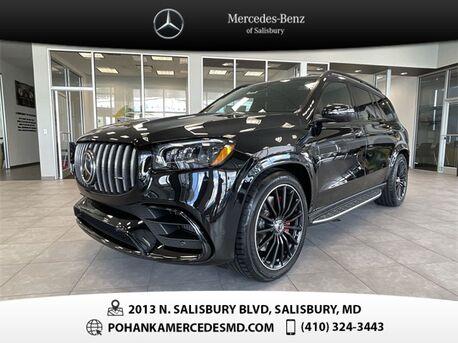 2021_Mercedes-Benz_GLS_GLS 63 AMG® 4MATIC®_ Salisbury MD