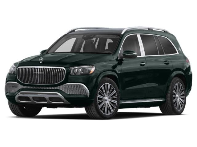 2021 Mercedes-Benz GLS Maybach  600 4MATIC® SUV El Paso TX