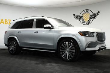 2021_Mercedes-Benz_GLS_Maybach GLS 600 Two Tone Silver/White_ Houston TX