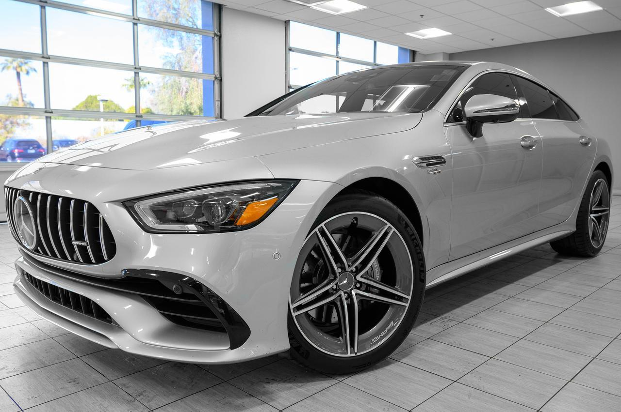 2021 Mercedes-Benz GT-Class AMG® GT 43 4 Door COUPE Peoria AZ