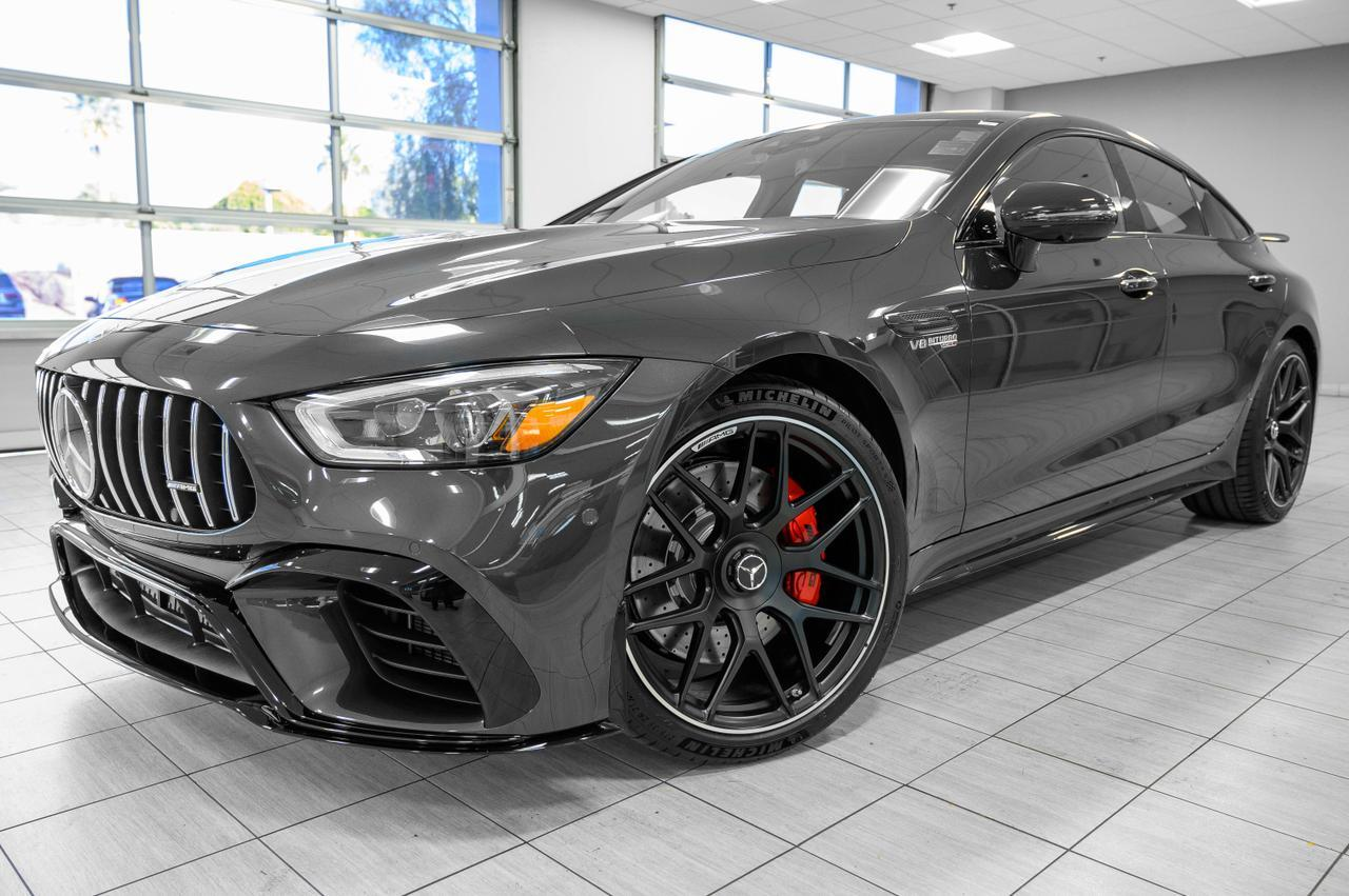 2021 Mercedes-Benz GT-Class AMG® GT 63 4 Door COUPE Peoria AZ