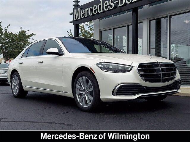 2021 Mercedes-Benz S 500 4MATIC®  Wilmington DE