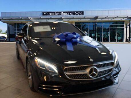 2021_Mercedes-Benz_S_560 4MATIC® Coupe_  Novi MI