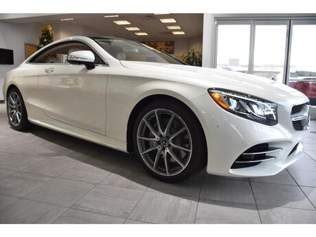 2021 Mercedes-Benz S-Class 560 4MATIC® Coupe Medford OR