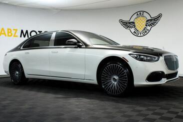 2021_Mercedes-Benz_S-Class_Maybach S 580_ Houston TX
