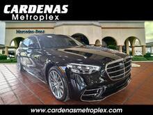 2021_Mercedes-Benz_S-Class_S 580 4MATIC_ McAllen TX