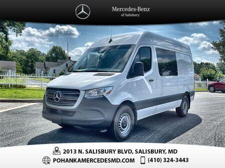 2021_Mercedes-Benz_Sprinter 2500__ Salisbury MD