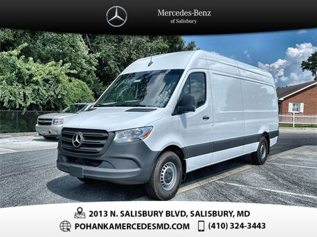 2021_Mercedes-Benz_Sprinter 2500_Cargo 170 WB High Roof_ Salisbury MD