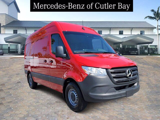 2021 Mercedes-Benz Sprinter 2500 Cargo Van Cutler Bay FL