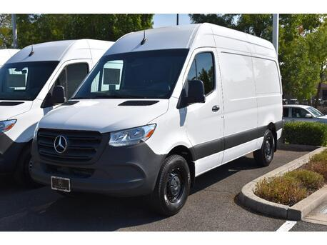 2021_Mercedes-Benz_Sprinter 2500 Cargo Van__ Medford OR