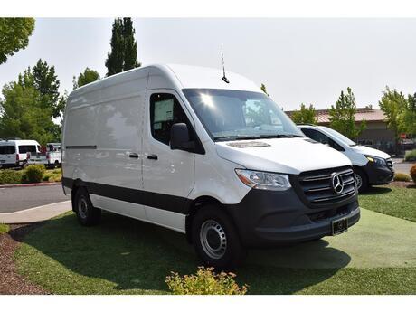 2021 Mercedes-Benz Sprinter 2500 Cargo Van  Medford OR