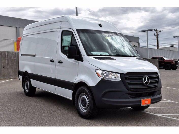 2021 Mercedes-Benz Sprinter Cargo Van 2500   144