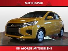 2021_Mitsubishi_Mirage_ES_ Delray Beach FL