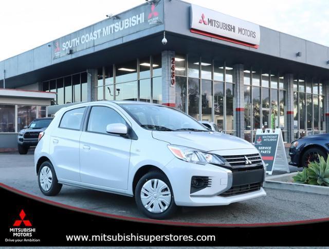 2021 Mitsubishi Mirage ES Costa Mesa CA