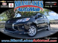 2021 Mitsubishi Mirage G4 Carbonite Edition Miami Lakes FL