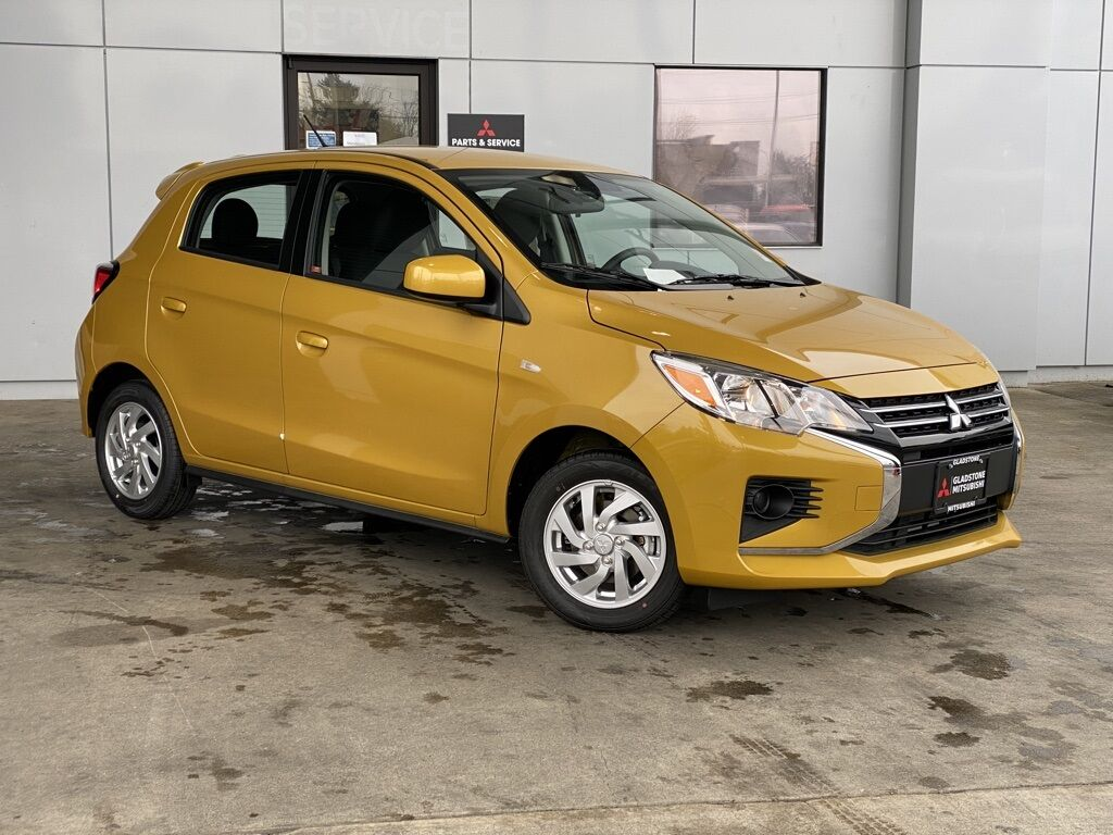 2021 Mitsubishi Mirage LE Milwaukie OR