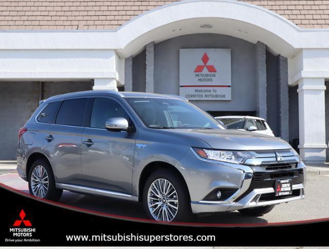 2021 Mitsubishi Outlander PHEV SEL