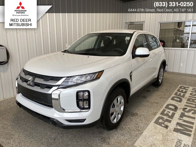 2021 Mitsubishi RVR ES Red Deer County AB