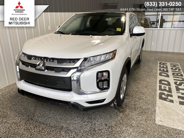 2021 Mitsubishi RVR SE Red Deer County AB