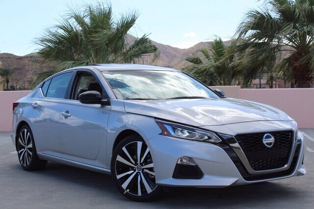 2021 Nissan Altima 2.0 SR Cathedral City CA