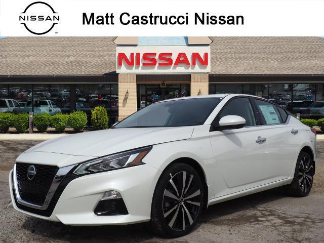 2021 Nissan Altima 2.5 Platinum Dayton OH
