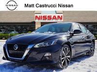 Nissan Altima 2.5 Platinum 2021