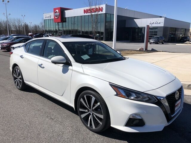 2021 Nissan Altima 2.5 Platinum White Marsh MD