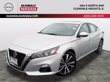 2021_Nissan_Altima_2.5 Platinum_ Glendale Heights IL