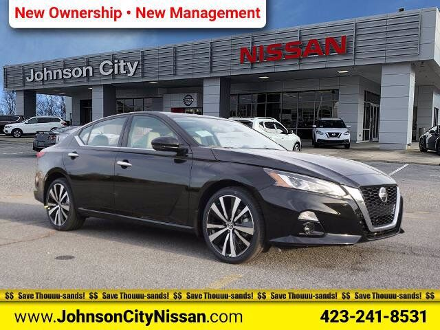 2021 Nissan Altima 2.5 Platinum Johnson City TN
