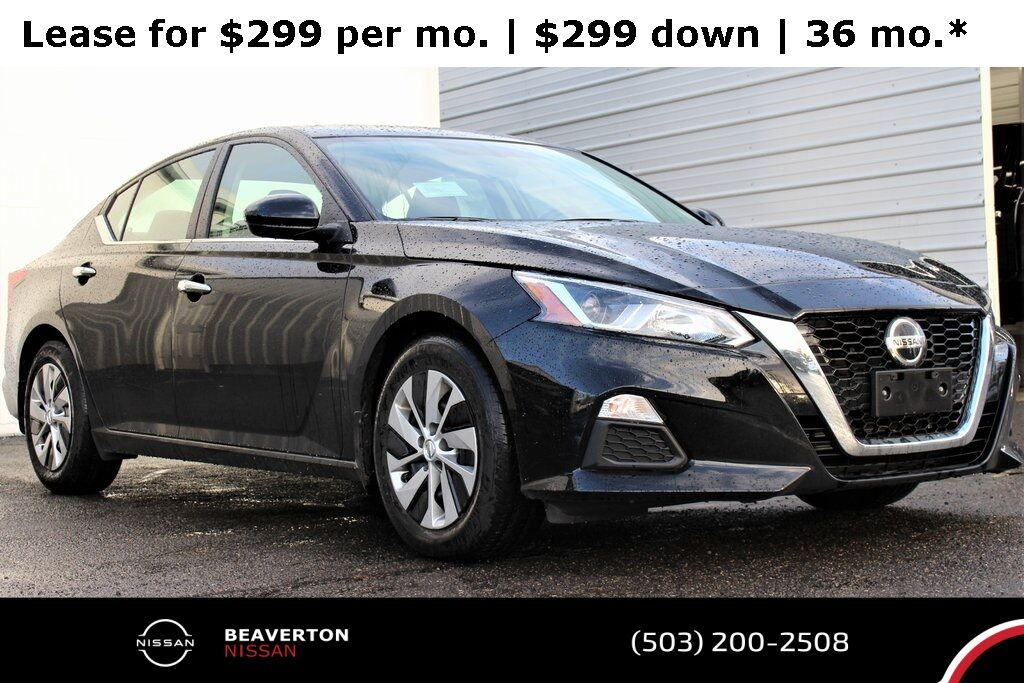 2021 Nissan Altima 2.5 S Portland OR
