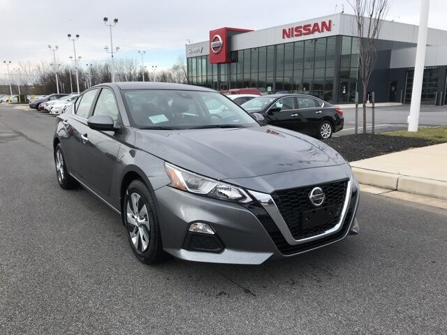 2021 Nissan Altima 2.5 S White Marsh MD