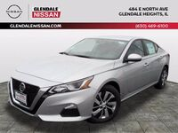 Nissan Altima 2.5 S 2021