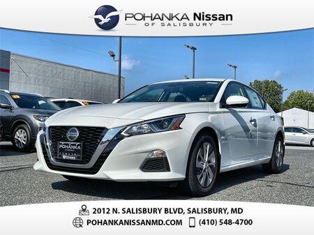 2021_Nissan_Altima_2.5 S_ Salisbury MD