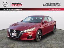 2021_Nissan_Altima_2.5 SL_ Glendale Heights IL