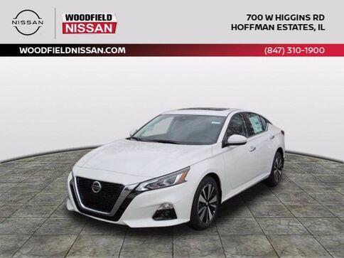 2021_Nissan_Altima_2.5 SL_ Hoffman Estates IL