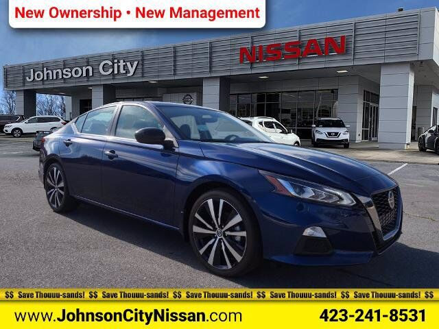 2021 Nissan Altima 2.5 SL Johnson City TN