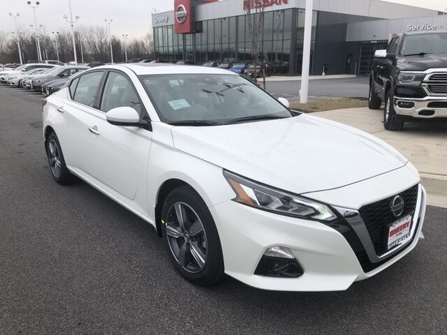 2021 Nissan Altima 2.5 SL White Marsh MD